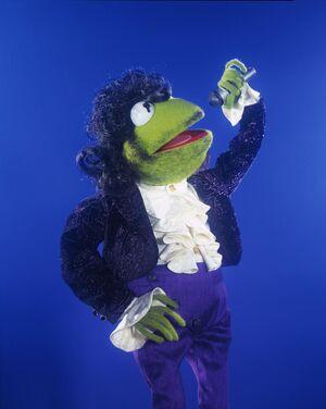 Kermit prince purple