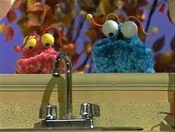 Martians-faucet