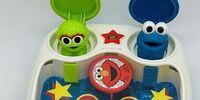 Sesame Street Bop-n-Boing