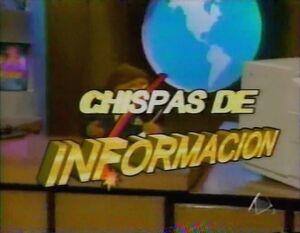 ChispasDeInforacion
