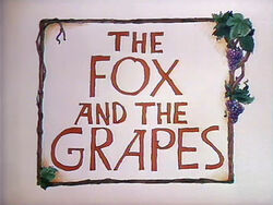 FoxGrapes.title