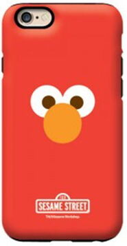 G-case face elmo