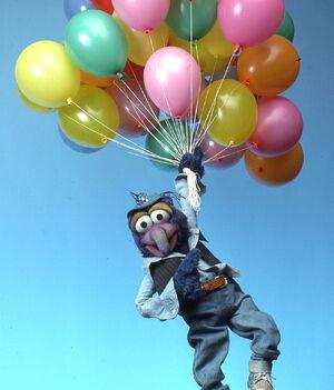 Gonzo balloons