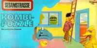 Sesamstrasse puzzles