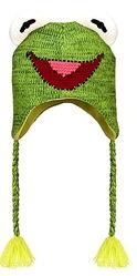 Kermit knit hat disney