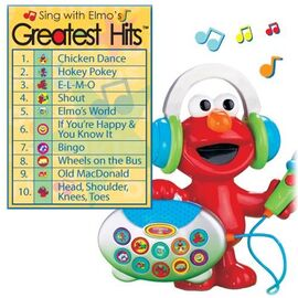 Sing with elmo's greatest hits 2