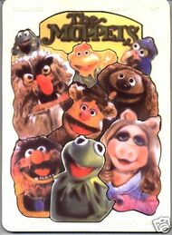 Fp puzzle muppets