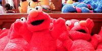 Sesame Street plush (Universal Studios Japan)