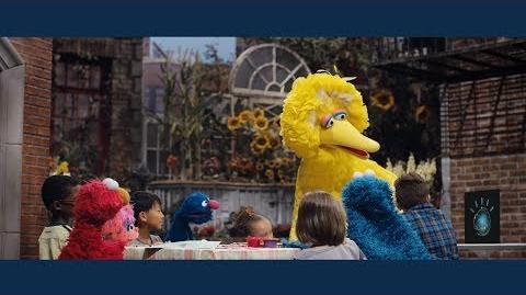 IBM Watson on Sesame Street