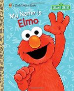My name is elmo lgb