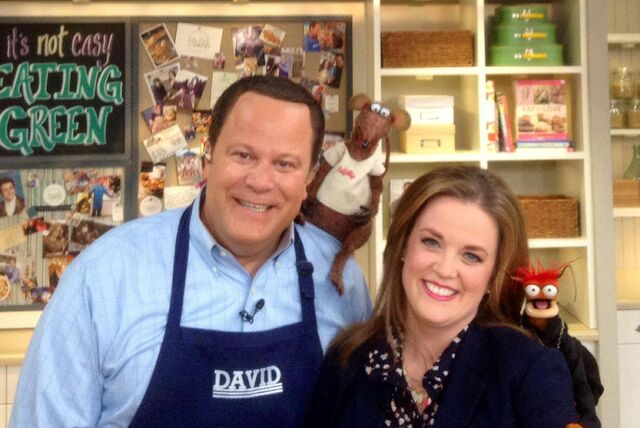 File:David Venable and Mary DeAngelis QVC.jpg