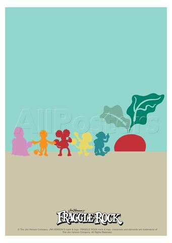 File:Poster Fraggle Rock-Fraggle Rock Silhouette.jpg