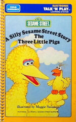 A Silly Sesame Street Story: The Three Little Pigs