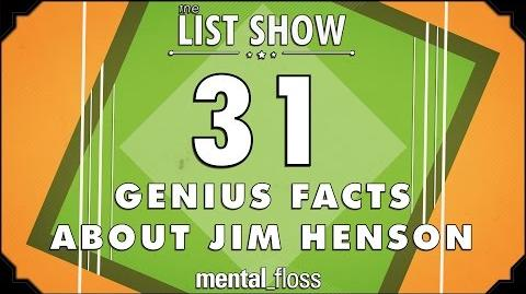 31 Genius Facts about Jim Henson - mental floss List Show Ep