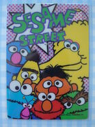 Sesame Street postcards (Japan)