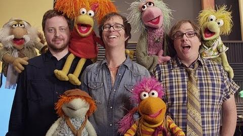 """Ben Folds Five and Fraggle Rock """"DO IT ANYWAY"""" Official Video"""