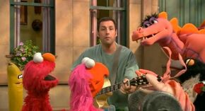 Song About Elmo