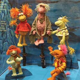 Center for Puppetry Arts - Fraggle Rock - Small Fraggles