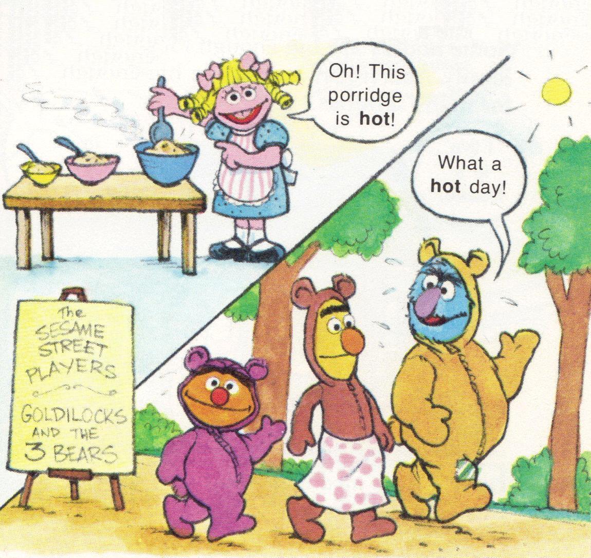 Goldilocks and the Three Bears | Muppet Wiki | FANDOM powered by Wikia