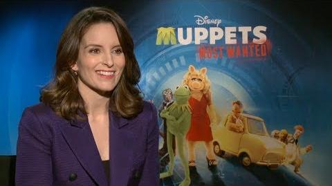 Tina Fey on how 'The Muppet Show' was her first exposure to sketch comedy