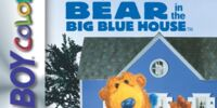 Bear in the Big Blue House (GameBoy Color)
