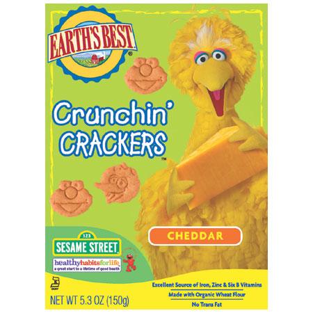 File:Cheddar Organic Crunchin' Crackers.jpg