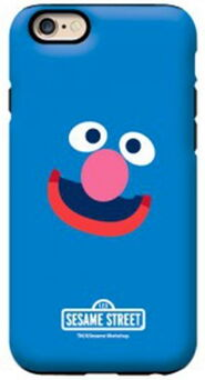 G-case face grover