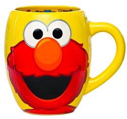 Sesame place mug elmo
