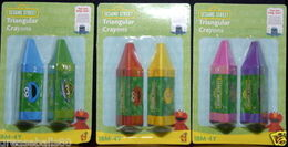 Toy island crayons 1