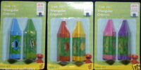 Sesame Street crayons (Toy Island)