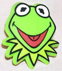 Kermithallmarklapelpin