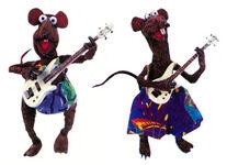 Rats-beachparty