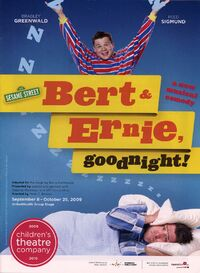 Ad bert and ernie goodnight