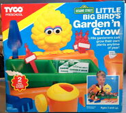Tyco 1990 little bird's garden grow 1