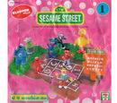 Sesame Street figures (7-Eleven)