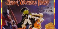 Muppet Treasure Island: The Movie Storybook