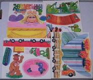 Hallmark 1981 easter egg kit 3