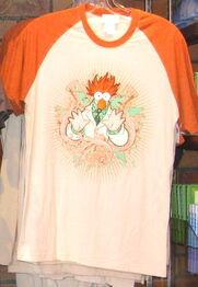 Beaker experiment shirt disneyland 2010