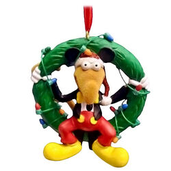 Disney ornament 2015 Rizzo the Rat as Mickey Mouse