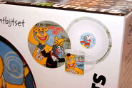 Uk 2013ish muppet ceramic tableware fozzie 2