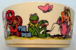 Deka plastics 1983 muppet show bowl daryl cagle 6