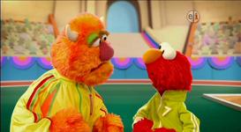 Elmo the Musical#athlete