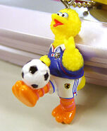 Sony creative 2001 big bird soccer 2