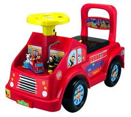 Fire truck fun tek nek