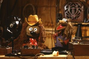 Country music w the muppets