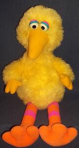 HasbroSoftieBigBird1985