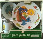 Demand marketing 1982 dinnerware plate bowl mug 1