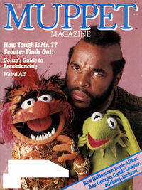 Muppet Magazine issue 8