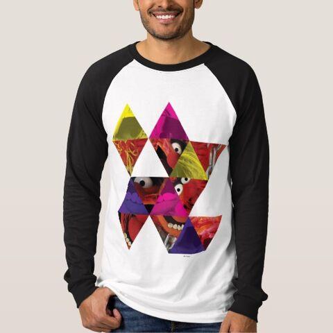 File:Zazzle animal triangle pattern shirt.jpg