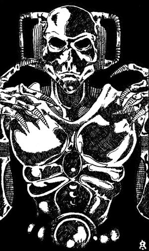 Henson Cybermen design
